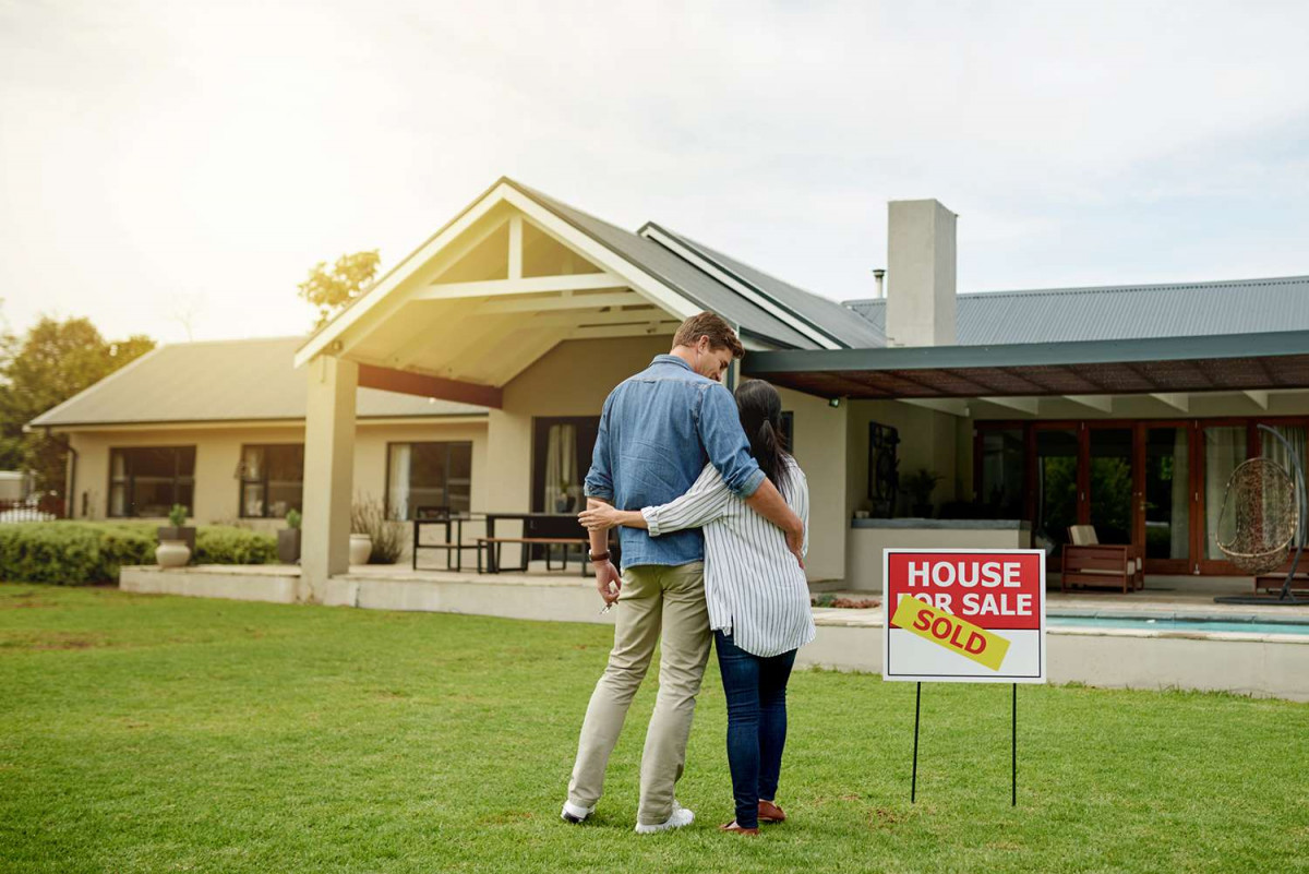 Price negotiation when buying a house